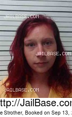 HAYLIE STROTHER mugshot picture