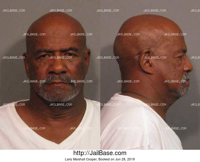 LARRY MARSHALL COOPER mugshot picture