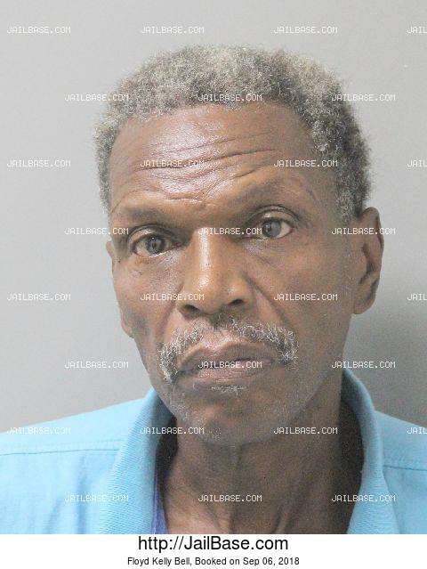FLOYD KELLY BELL mugshot picture