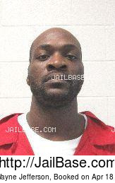 ERIC WAYNE JEFFERSON mugshot picture