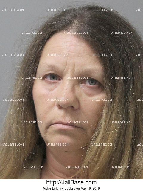 VICKIE LINK FRY mugshot picture
