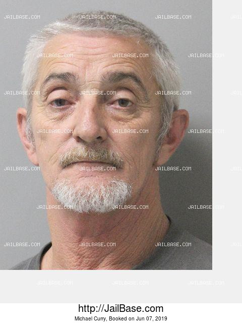 MICHAEL CURRY mugshot picture