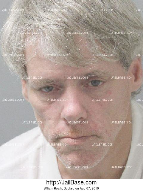 WILLIAM ROARK mugshot picture