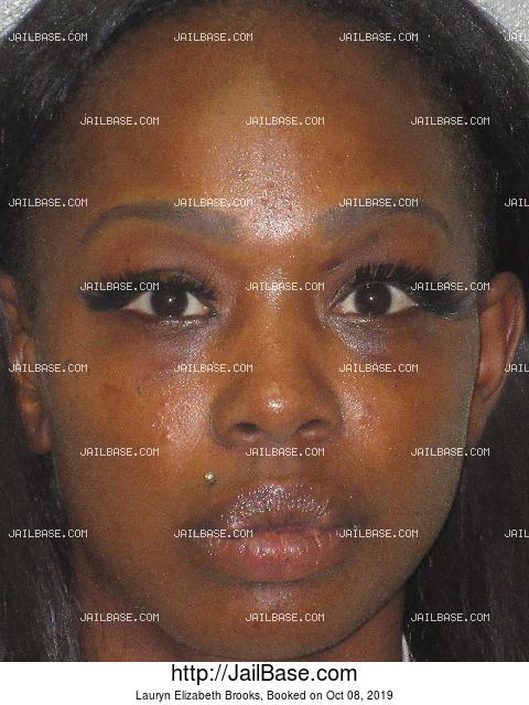 LAURYN ELIZABETH BROOKS mugshot picture