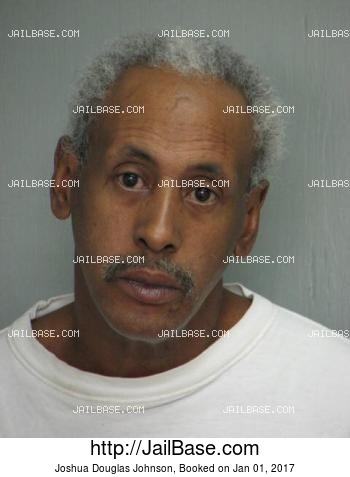 JOSHUA DOUGLAS JOHNSON mugshot picture