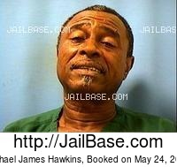 MICHAEL JAMES HAWKINS mugshot picture