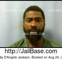 BOBBY D'ANGELO JACKSON mugshot picture