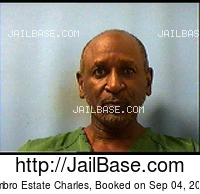 KIMBRO ESTATE CHARLES mugshot picture