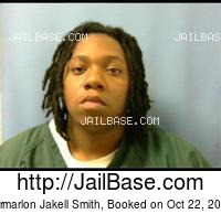 JARMARLON JAKELL SMITH mugshot picture