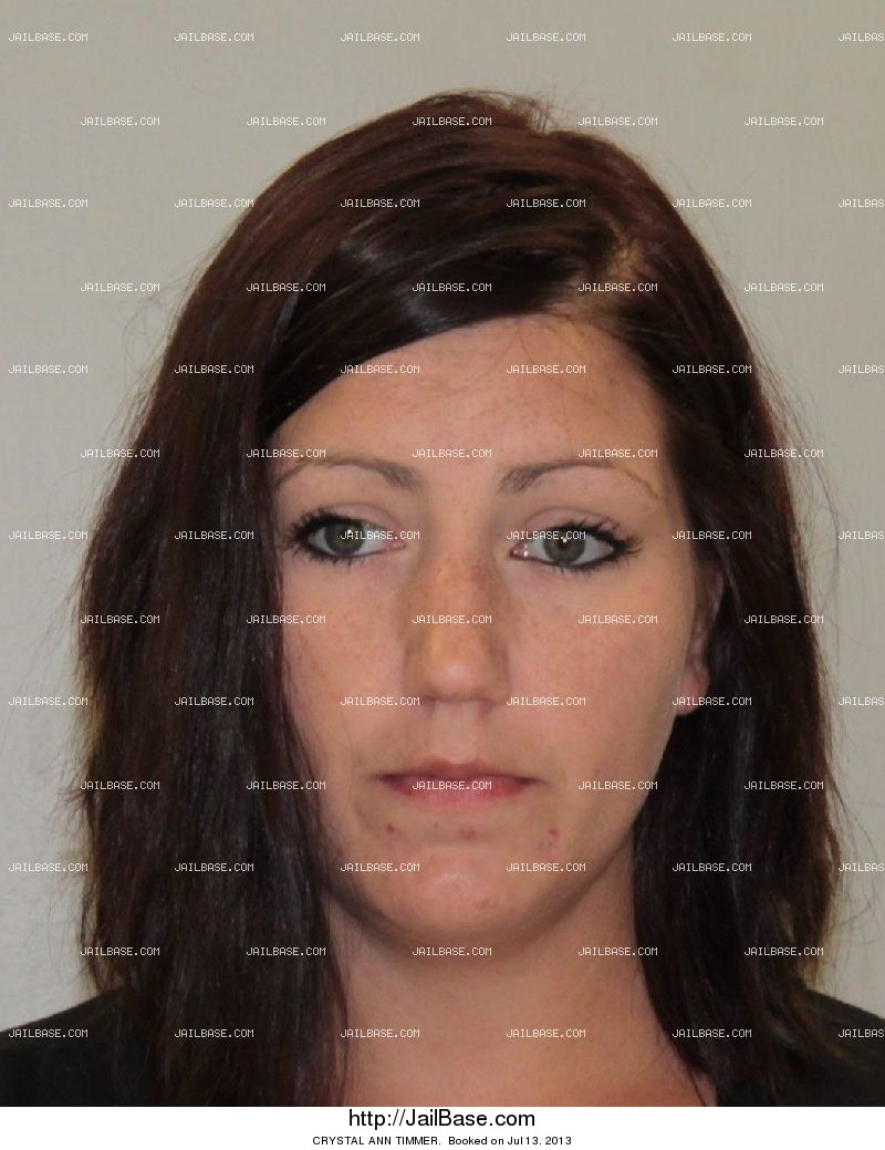 CRYSTAL ANN TIMMER mugshot picture
