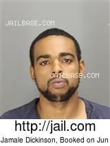 JAYMOUN JAMALE DICKINSON mugshot picture