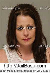 JOBETH MARIE STOKES mugshot picture
