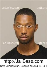 MELVIN JUNIOR NUNN mugshot picture