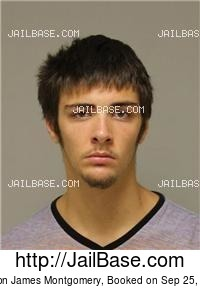 CARSON JAMES MONTGOMERY mugshot picture