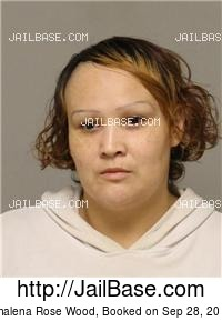 SHALENA ROSE WOOD mugshot picture