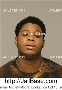 ANTERRIAN ANDREW MOORE mugshot picture