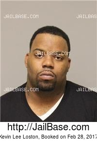 KEVIN LEE LOSTON mugshot picture