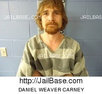 daniel weaver carney mugshot picture