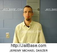 jeremy michael danzer mugshot picture