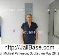 JASON MICHAEL PATTERSON mugshot picture
