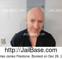 THOMAS JAMES FIRESTONE mugshot picture