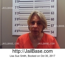 LISA SUE SMITH mugshot picture