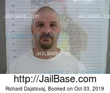 Richard Dajatovaj mugshot picture