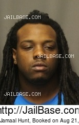 ELGIN JAMAAL HUNT mugshot picture