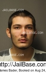 KYLE JAMES BADER mugshot picture