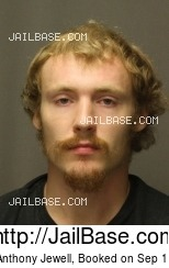JACOB ANTHONY JEWELL mugshot picture