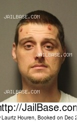 MATTHEW LAURTZ HOUREN mugshot picture