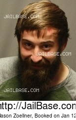 COLBY JASON ZOELLNER mugshot picture