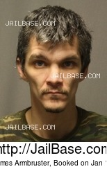 KEITH JAMES ARMBRUSTER mugshot picture