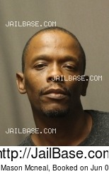 GEORGE MASON MCNEAL mugshot picture