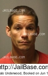 TRAVIS KALO UNDERWOOD mugshot picture