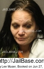 STACY LEE MUSER mugshot picture