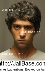 ANTHONY JAMES LAURENTIOUS mugshot picture