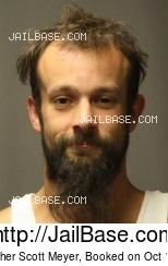 CHRISTOPHER SCOTT MEYER mugshot picture