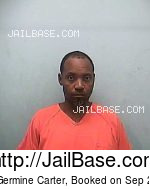 TYRONE GERMINE CARTER mugshot picture