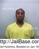 WILLIE EARL HUTCHINS mugshot picture