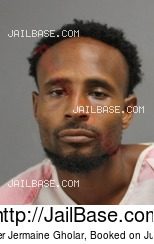 Christopher Jermaine Gholar mugshot picture