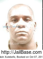 Alvin Xutebefic mugshot picture