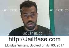 Eldridge Winters mugshot picture