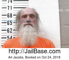 Art Jacobs mugshot picture