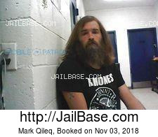 Mark Qileq mugshot picture