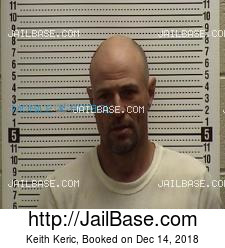 Keith Keric mugshot picture