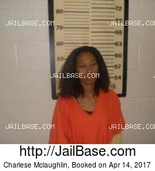 Charlese Mclaughlin mugshot picture