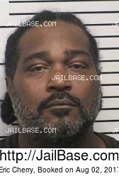 Eric Cherry mugshot picture