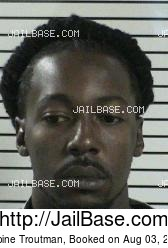 Antoine Troutman mugshot picture