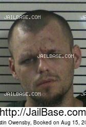 Dustin Owensby mugshot picture